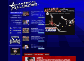 americangladiators.com