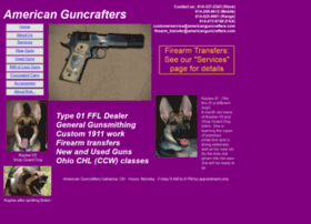 americanguncrafters.com