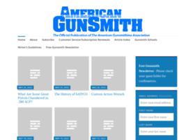americangunsmith.info