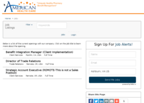 americanhealthcare.iapplicants.com