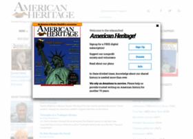 americanheritage.com
