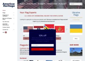 americanheritagebannersandflags.com