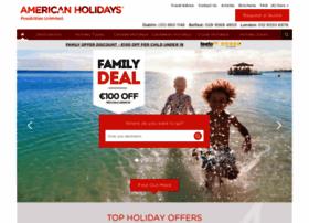 americanholidays.com