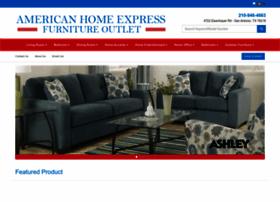 americanhomeexpress.com
