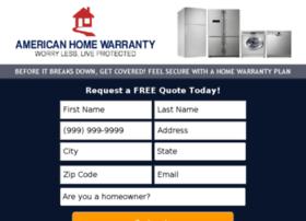 americanhomewarrantyplans.com