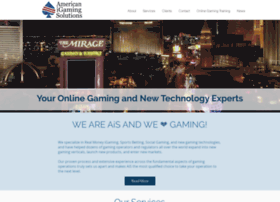 americanigamingsolutions.com