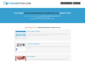 americanironmodding.forumotion.com