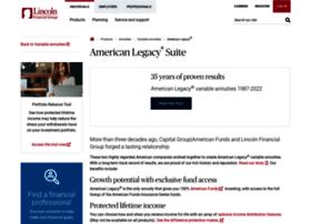 americanlegacy.com