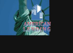americanlendinginc.net