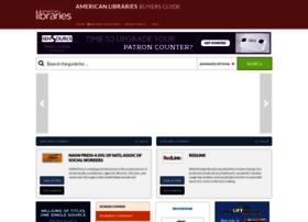 americanlibrariesbuyersguide.com