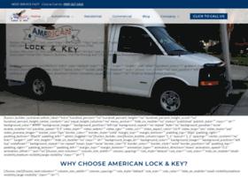 americanlockandkey.info