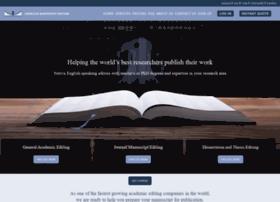 americanmanuscripteditors.com