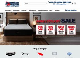 americanmattress.com