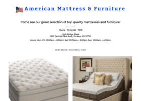 americanmattressfurniture.com