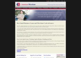 americanmicroloan.com