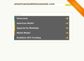 americanmodelvenezuela.com