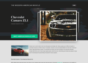 americanmusclecarchevrolet.weebly.com