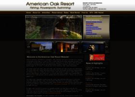 americanoakresort.com