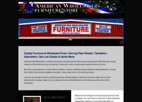 americanoakwholesalers.com