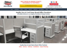 americanofficefurniture.us