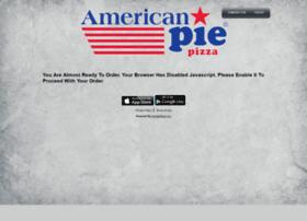 americanpiepizza.hungerrush.com