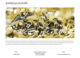 americanplatingco.com
