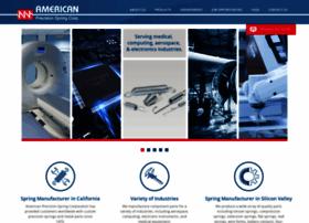 americanprecspring.com