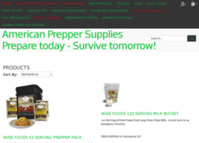 americanpreppersupplies.com