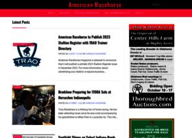 americanracehorse.com