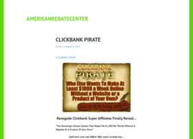 americanrebatecenter.wordpress.com