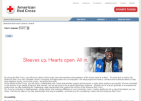 americanredcross.apply2jobs.com