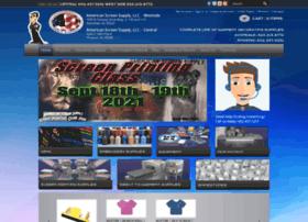 americanscreensupply.com