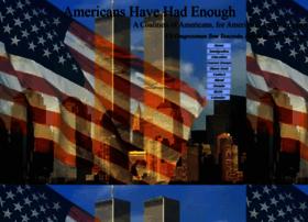 americanshavehadenough.org