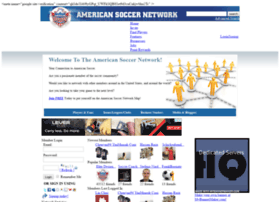 americansoccernetwork.com