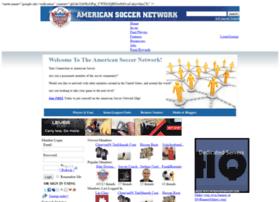 americansoccernetwork.com