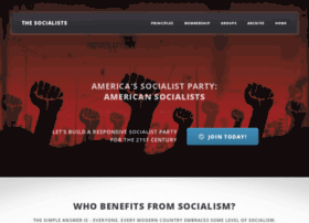 americansocialists.org