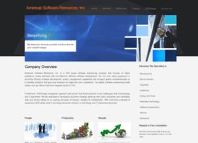 americansoftwareresources.com
