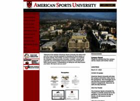 americansportsuniversity.com