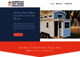 americantinyhouseassociation.org