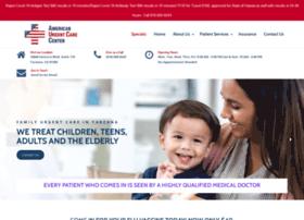 americanurgentcarecenter.com