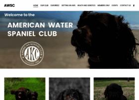 americanwaterspanielclub.org
