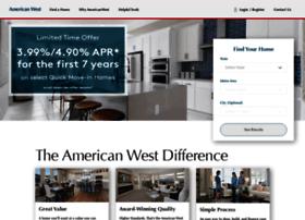 americanwesthomes.com