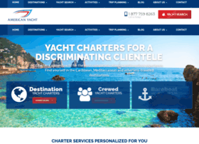americanyacht.net