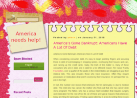 americasgonebankrupt.com
