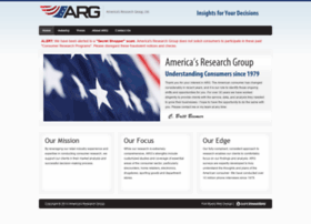 americasresearchgroup.com