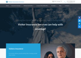 americavisitorinsurance.com