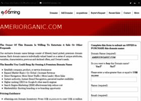 ameriorganic.com