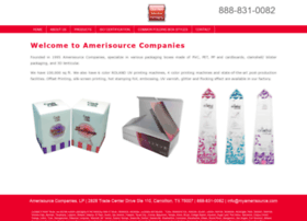 amerisourcecustompackaging.com