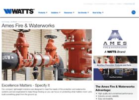 amesfirewater.com