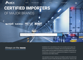 amexdistributors.co.za